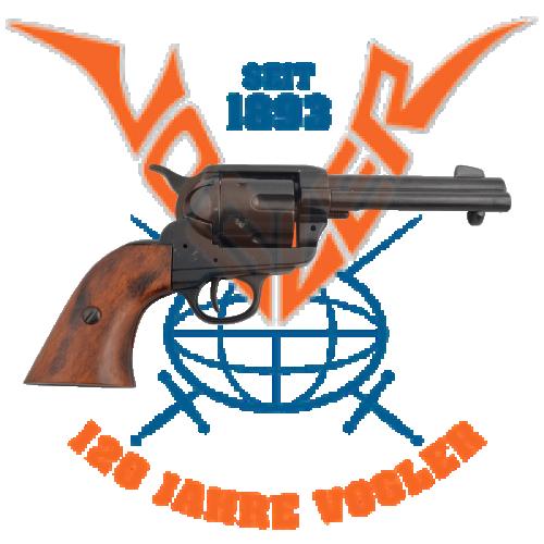 45er Colt Peacemaker, black