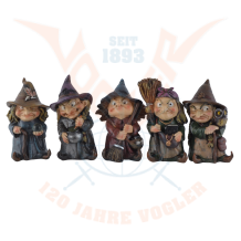 5 pcs. Set Funny witches