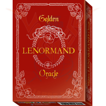 "Orakelkarten ""Golden Lenormand"""